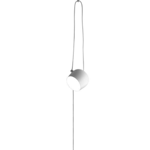 Flos Aim Small Hanglamp Wit