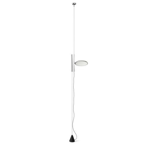 Flos OK Hanglamp Chroom