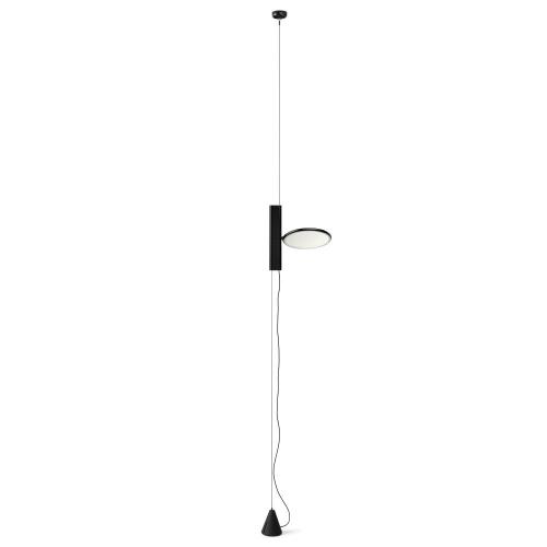 Flos OK Hanglamp Zwart