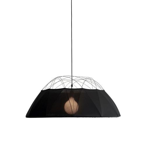 Hollands Licht Glow Hanglamp 80 cm Zwart