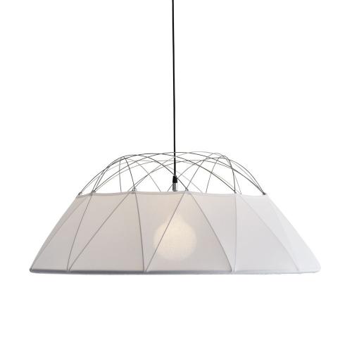Hollands Licht Glow Hanglamp 80 cm Wit
