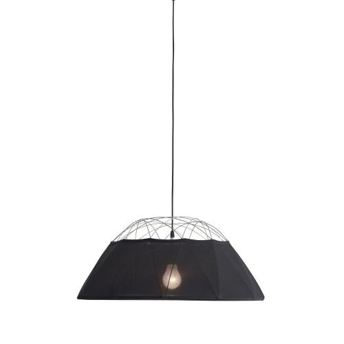 Hollands Licht Glow Hanglamp 60 cm Zwart