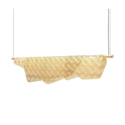 Petite Friture Mediterranea Hanglamp Small Messing