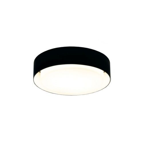 Marset Plaff-On! 20 LED plafondlamp zwart