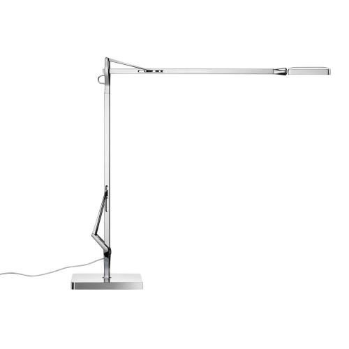 Flos Kelvin edge base tafellamp chroom
