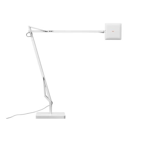 Flos Kelvin edge base tafellamp wit