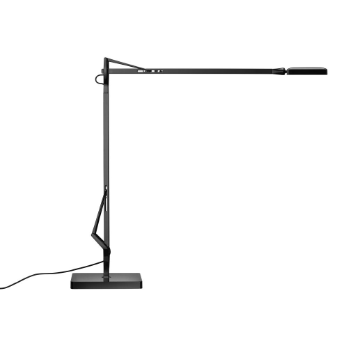 Flos Kelvin edge base tafellamp zwart
