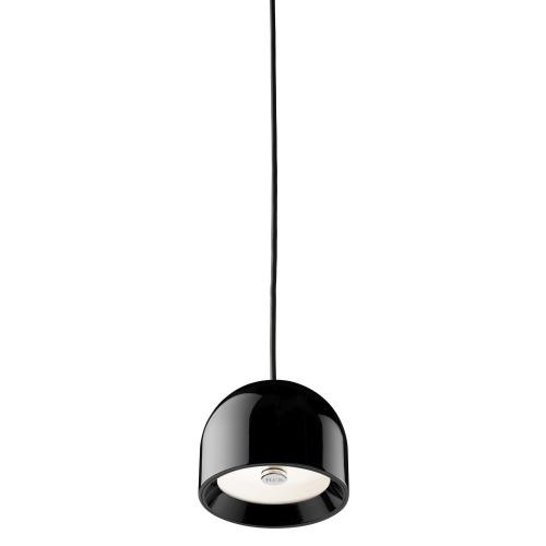 Flos Wan S Hanglamp zwart