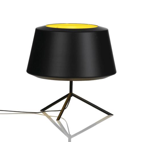 Zero Can Tafellamp Zwart