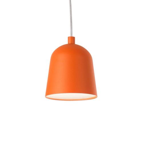 Zero Convex Hanglamp oranje