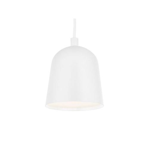 Zero Convex Hanglamp Wit