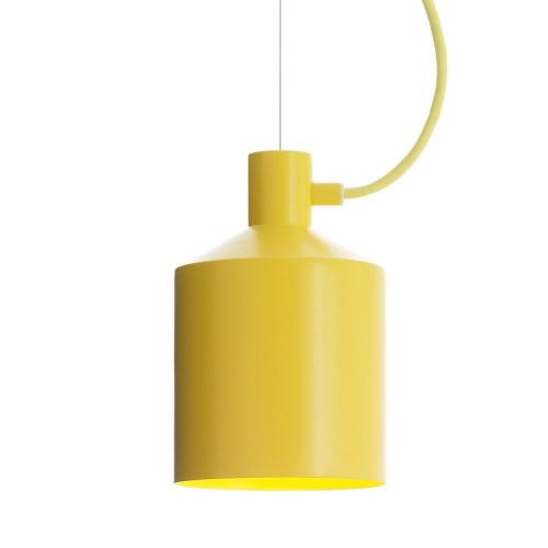 Zero Silo Hanglamp geel