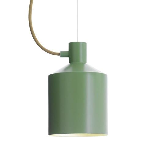 Zero Silo Hanglamp groen