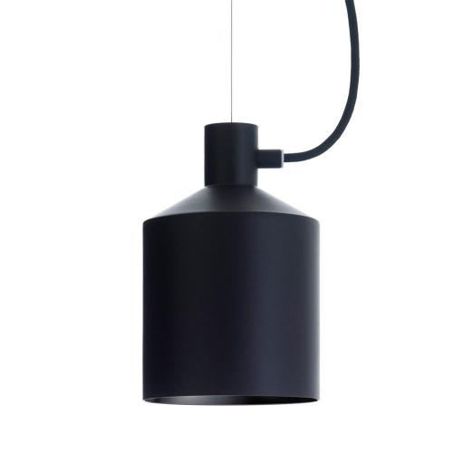 Zero Silo Hanglamp zwart