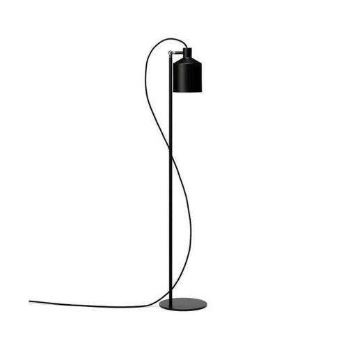 Zero Silo Vloerlamp zwart