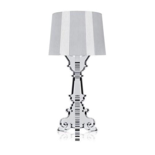 Kartell Bourgie Lamp Chroom
