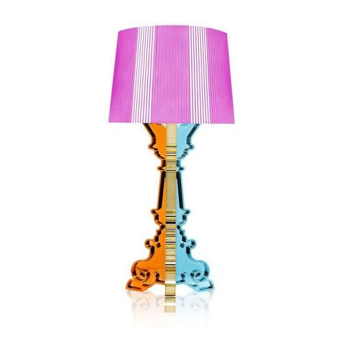 Kartell Bourgie Lamp Fuchsia