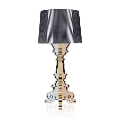 Kartell Bourgie Lamp Titanium
