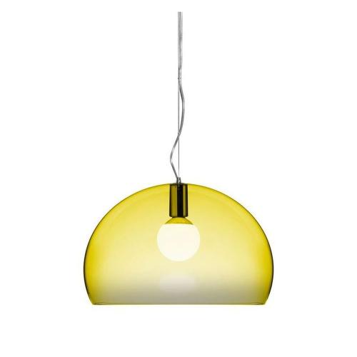 Kartell Fly Hanglamp Geel