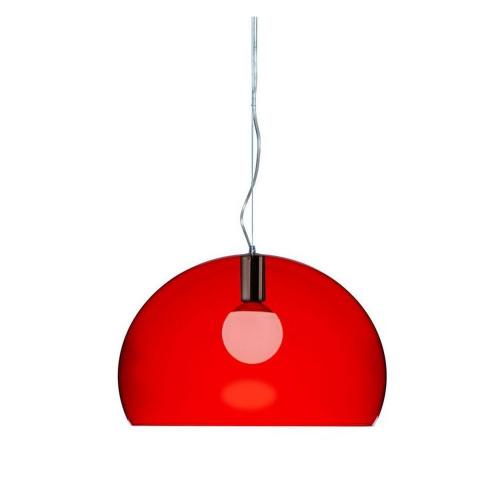Kartell Fly Hanglamp Rood