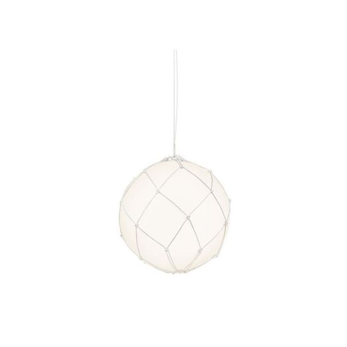 Zero Fisherman Hanglamp 30 cm Wit