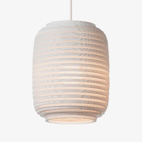 Graypants Scraplight Ausi 8 Hanglamp Wit 24 cm