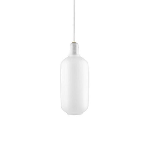 Normann Copenhagen Amp Lamp Large White (502074)