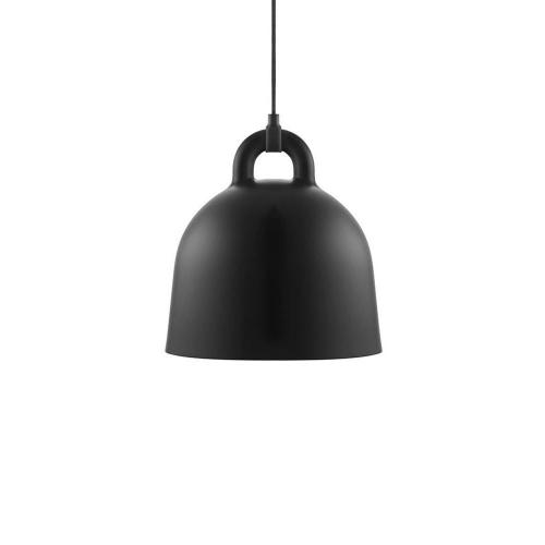 Normann Copenhagen Bell Lamp Small Black (502092)