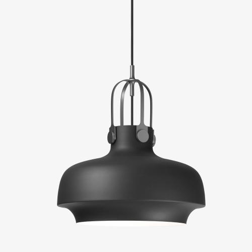 Copenhagen SC7 Hanglamp Zwart