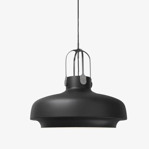Copenhagen SC8 Hanglamp Zwart
