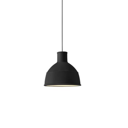 Muuto Unfold hanglamp zwart
