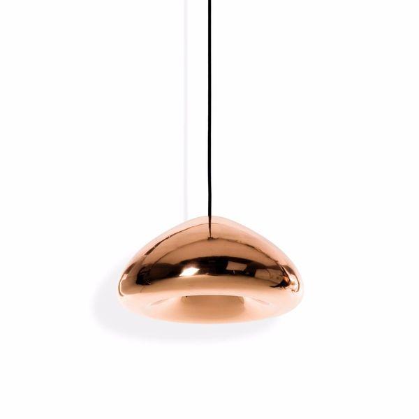 Tom Dixon Void Hanglamp koper